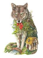 The Wolf's Tale by CBStetson