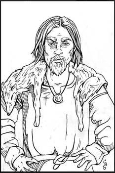 Icelandic Sagas Man
