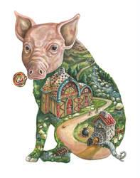 The Piglet's Tale