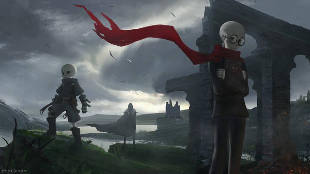 nameless skeletons