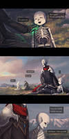 The Ancient War Chapter 8 -Sorrow- by EvyMyu