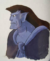 Goliath Cel by cormak