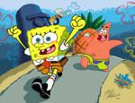 SpongeBob Fan Art