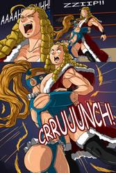 Mika VS Karin page 2 by BM-Illustrations
