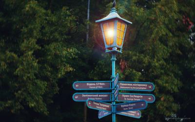 where to go ..? by Valentinovna