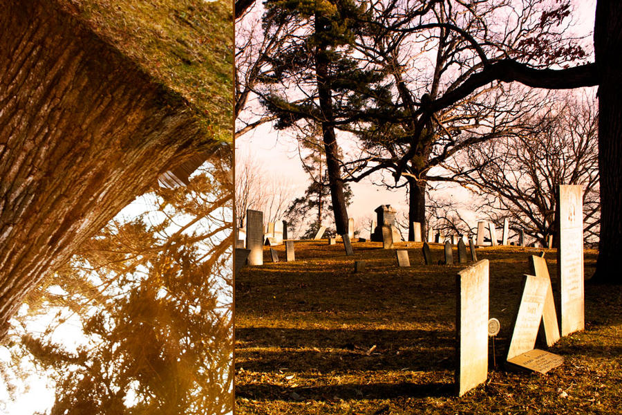 The Graveyard by VarukaBlue