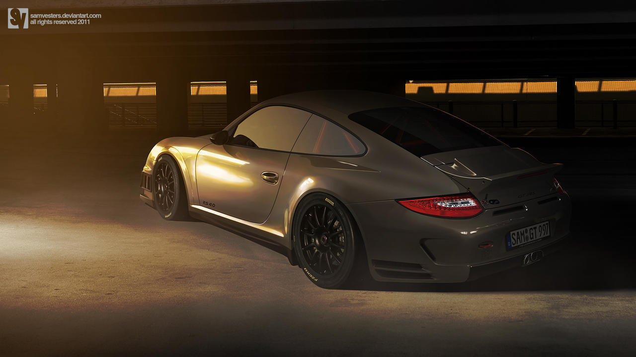 Porsche 997 3RS - The Monster by samvesters