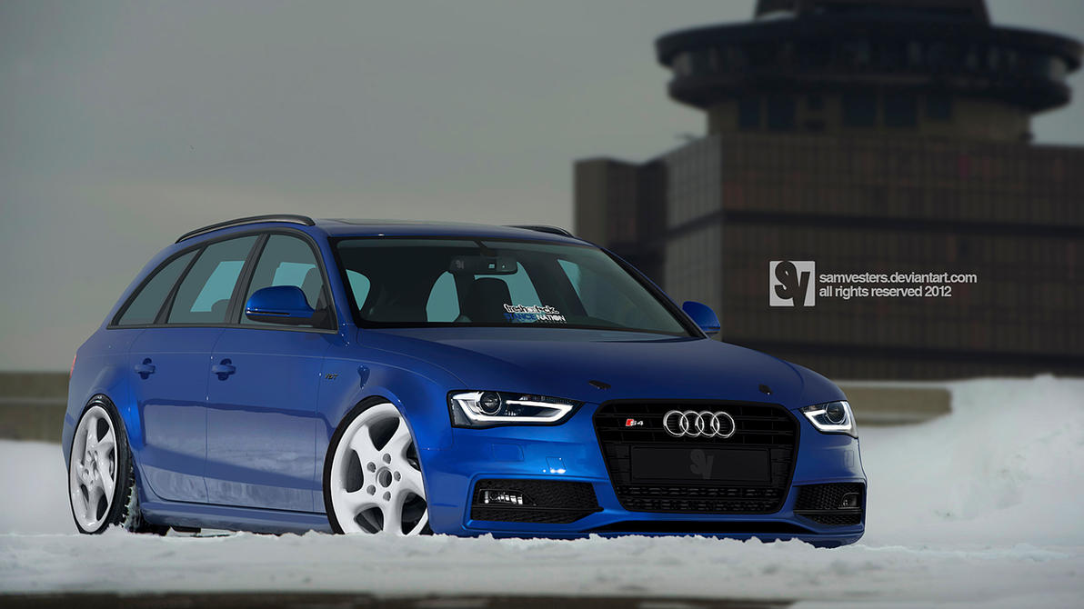 Audi S4 Avant by samvesters