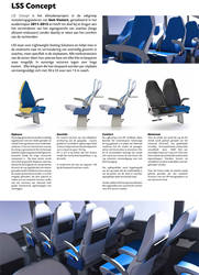 Lightweight coachseat by samvesters