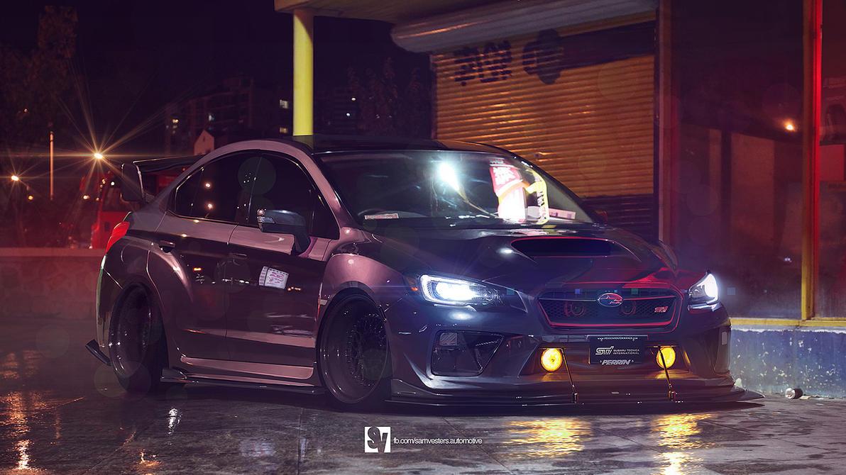 2015 Subaru Impreza WRX STI by samvesters