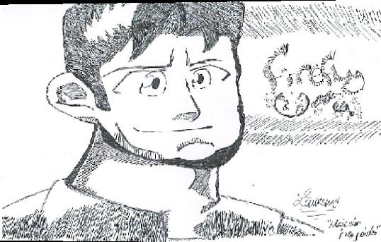 Malcolm Reynolds Manga by RedMedKit