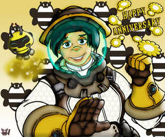 The Bee Keeper of Love