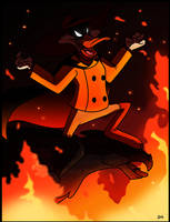 This City Will Burn by Goku-san