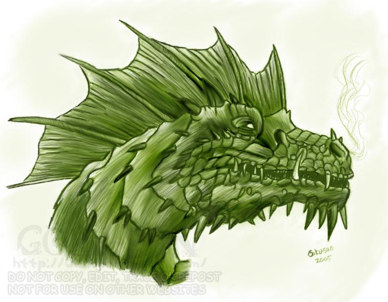 AVATAR POUR TOUS Green_Dragon_by_Goku_san