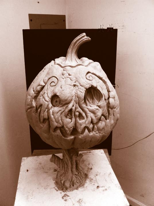 Jack O Lantern Artwork