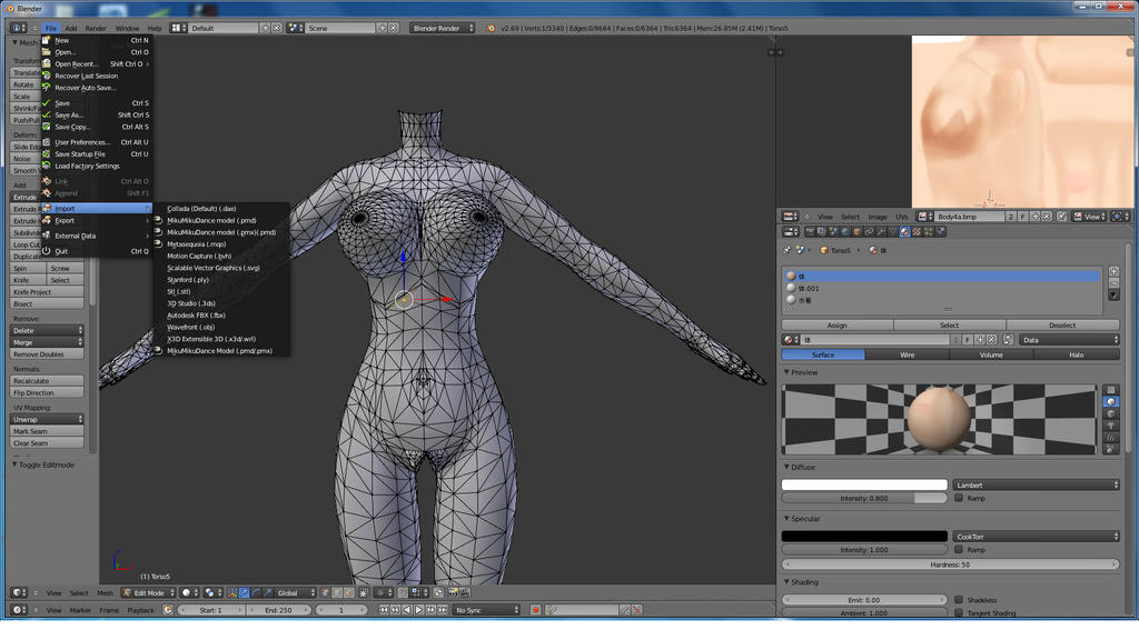 Character Design Tutorials Pdf : Mmd blender tutorial addendum by bobbeebs on deviantart