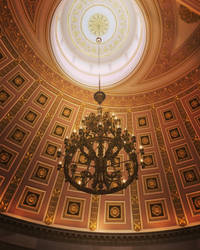 From A Chandelier  by artemis09337