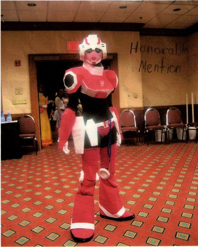Arcee Costume