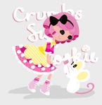 Crumbs Sugar Cookie fan art