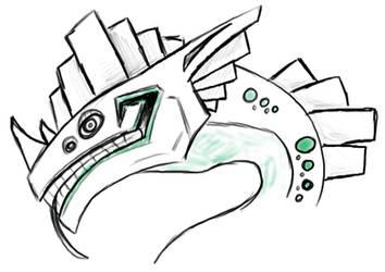 Strange Creature by CGP30