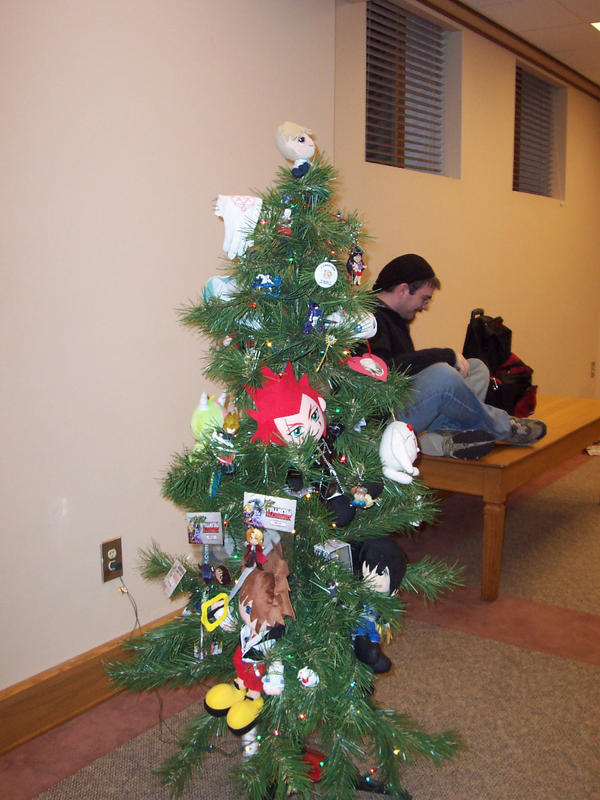 Anime Christmas Tree Full 2 by AkiAmeko on DeviantArt