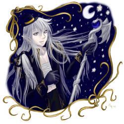 The Enchanter by AkiAmeko