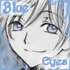 Fai Blue Eyes Icon by AkiAmeko