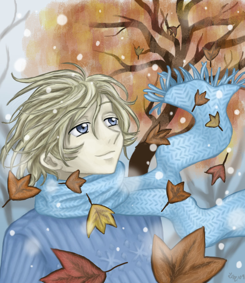 Contest: Autumn-Winter Fai by AkiAmeko