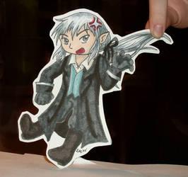 Ryuu Paper Child by AkiAmeko