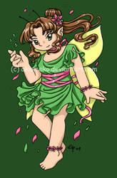 T-Shirt Transfer: Fairy by AkiAmeko