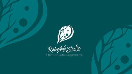 Rainytale Studio Wallpaper by AkiAmeko