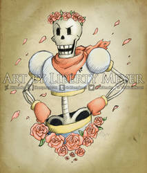 ADMIRE THIS SKELETON by AkiAmeko
