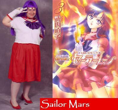 LOS COSPLAYERS MAS LOCOS.... - Página 3 Sailor_Mars_Cosplay_by_AkiAmeko