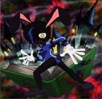 Tooned - Dark Rabbit