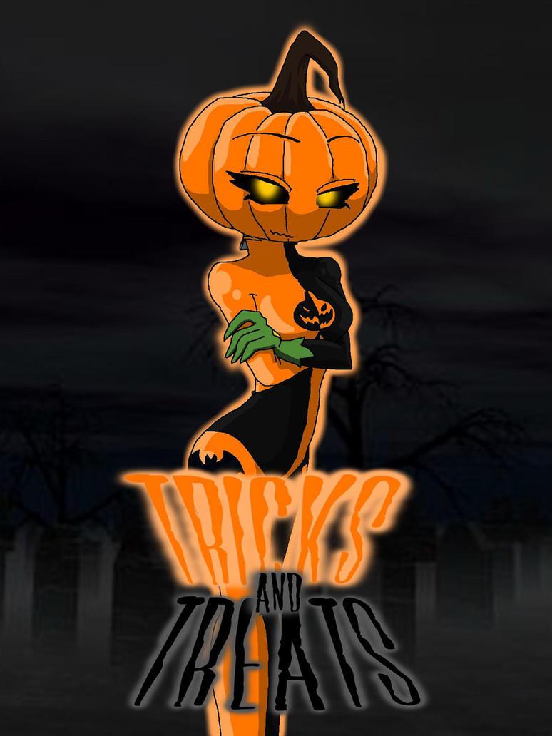 TaT - Jackie O'-Lantern by PlayboyVampire