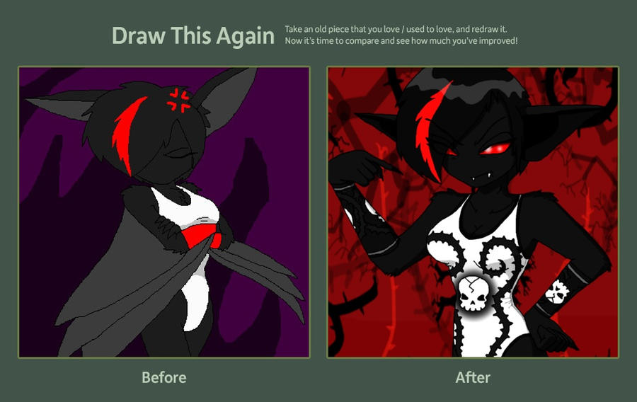 Contest - Draw This Again Contest - PlayboyVampire by PlayboyVampire