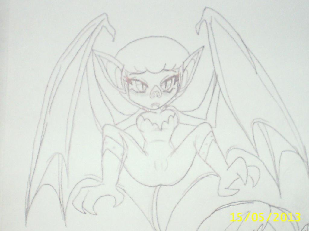 Playboy Vampire - Skele - BATS! - Cutie Chiroptera by PlayboyVampire