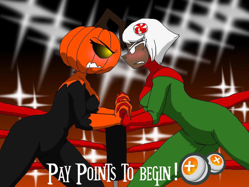 PBVRDC2015 - The Match Begins! by PlayboyVampire