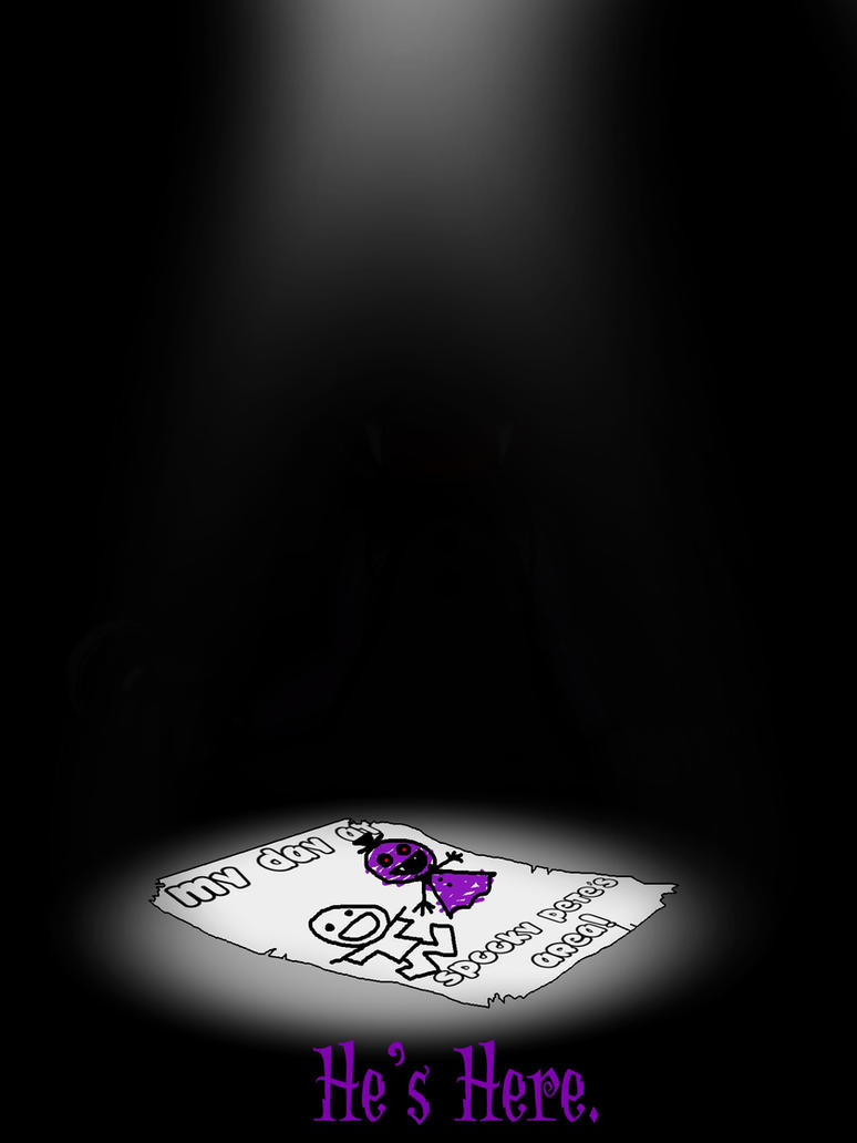 One Weekend at Spooky's - He's Here. by PlayboyVampire
