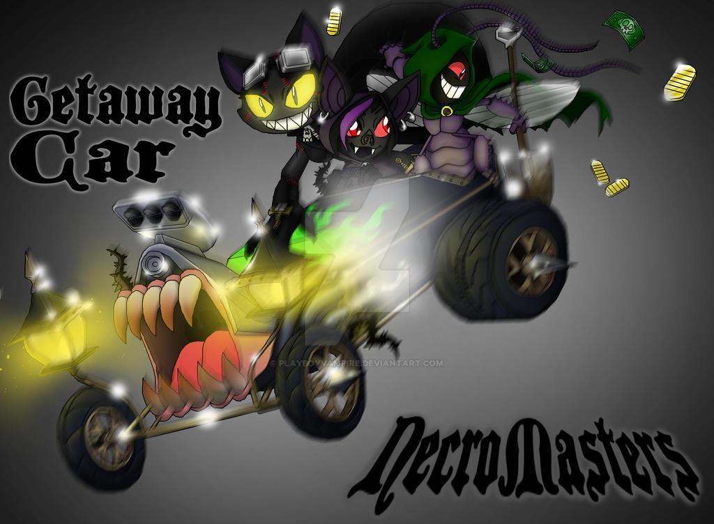 Getaway Car Game Show