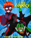 Lady Legacy - Crushing Leg Chokehold