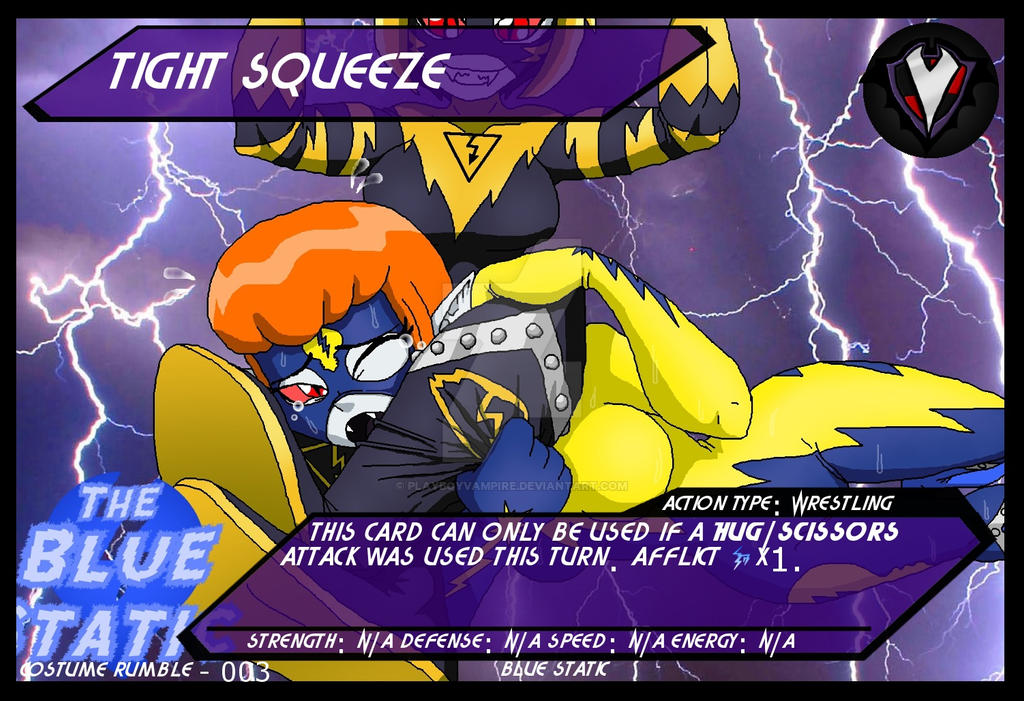 PBVTCG - Costume Rumble - 003 - Tight Squeeze by PlayboyVampire