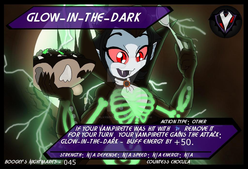 PBVTCG - BGNM - 045 - Glow-in-the-Dark by PlayboyVampire