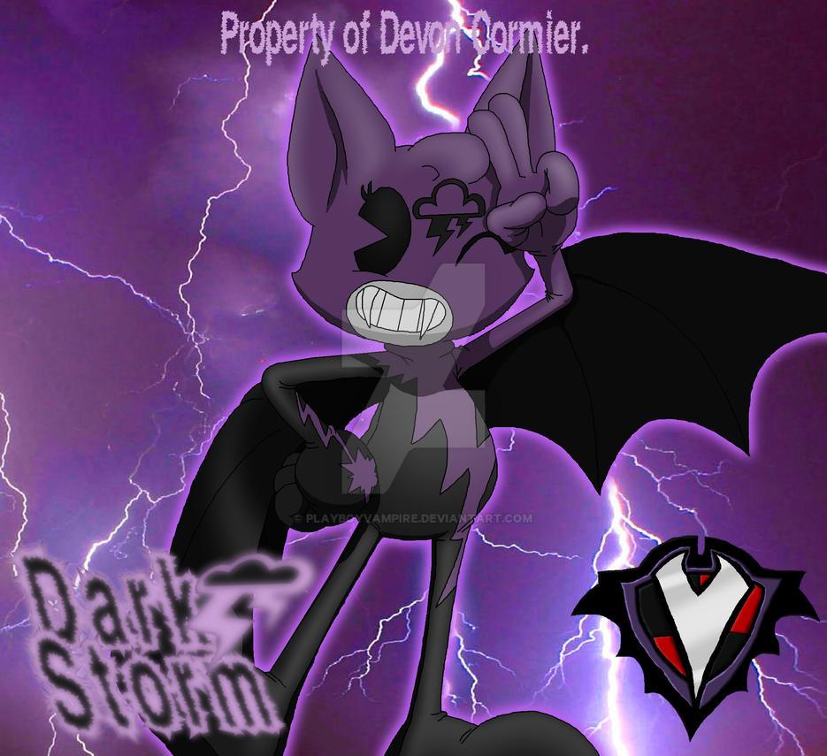 Dark Storm - Bella the Bat by PlayboyVampire
