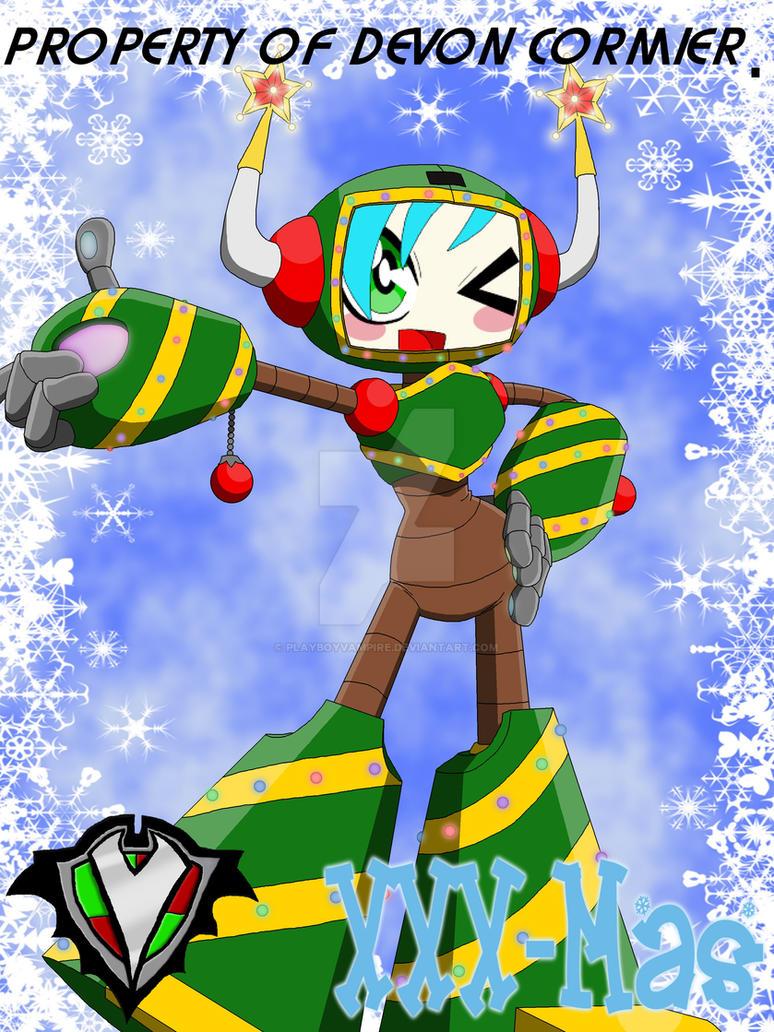 XXX-Mas - Cybernetic Christmas Tree by PlayboyVampire ...