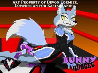 Bunny Hugged - Reverse Headscissors