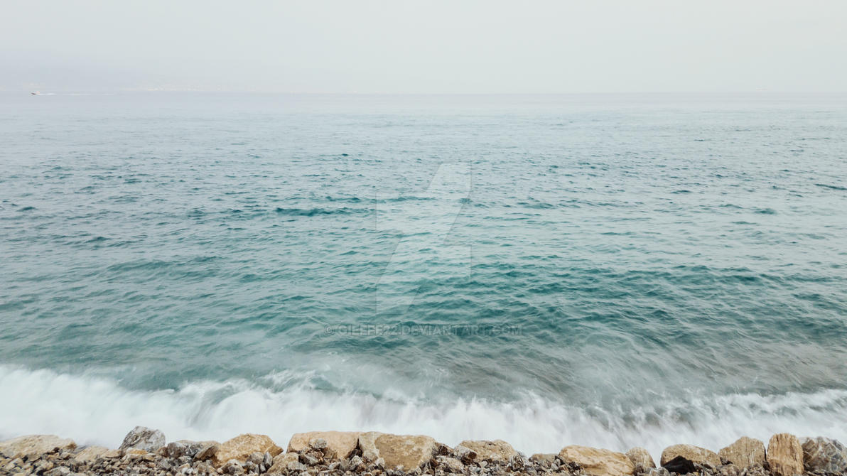 Sea shot by gieffe22