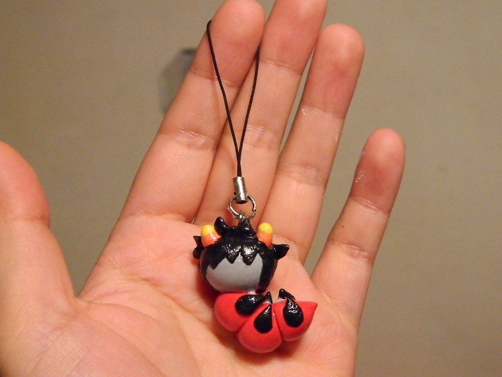 Karkat Grub phone charm. by defeatedart