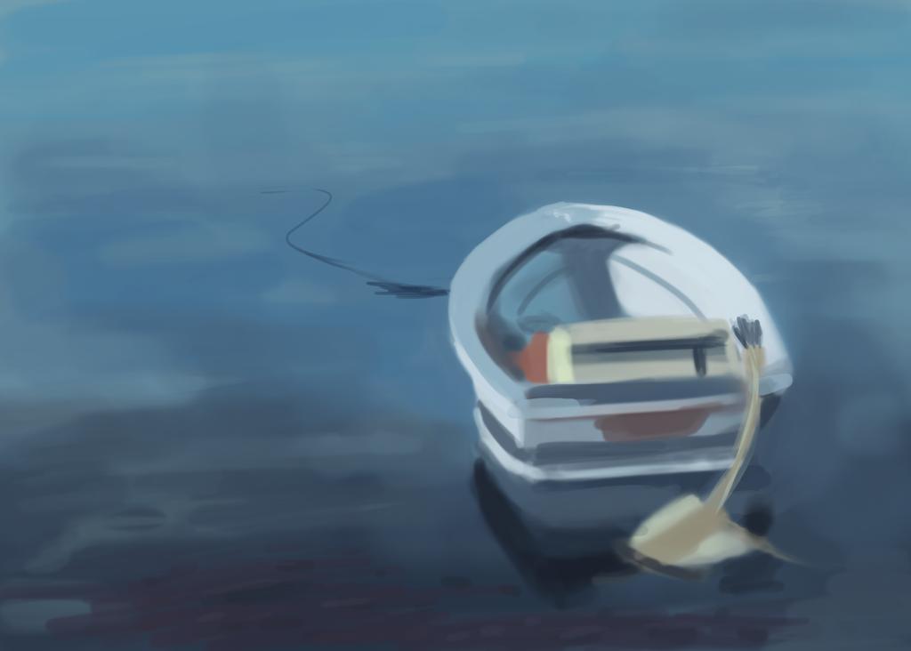 Boat by Zalogon