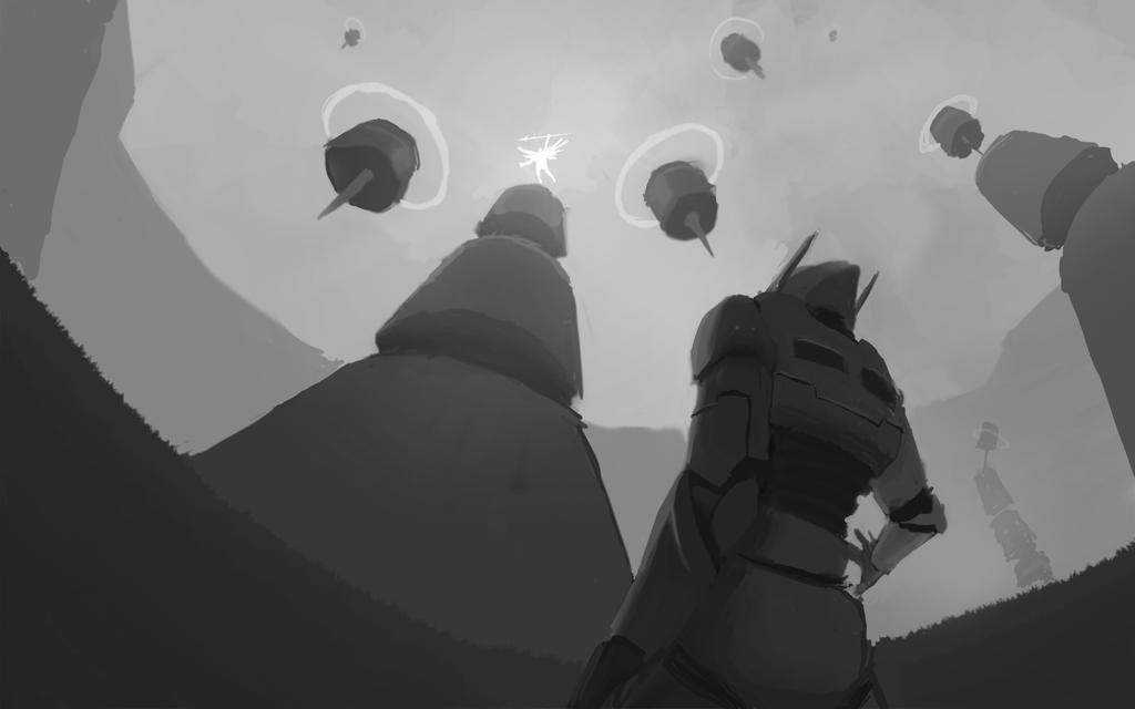 Heavenly Battle by Zalogon